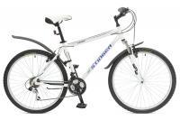 "Велосипед 26"" Stinger ELEMENT 18 ск. (Ал. рама) белый"