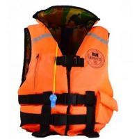 Спасательный жилет двухсторонний MedNovTex до 120 кг, фото